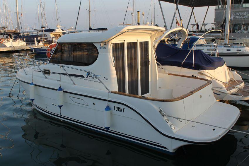 Barco NAUTIPOL 7 MARES 8,30